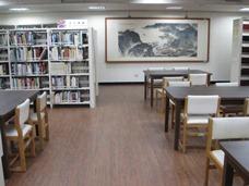 三民分館6樓書庫
